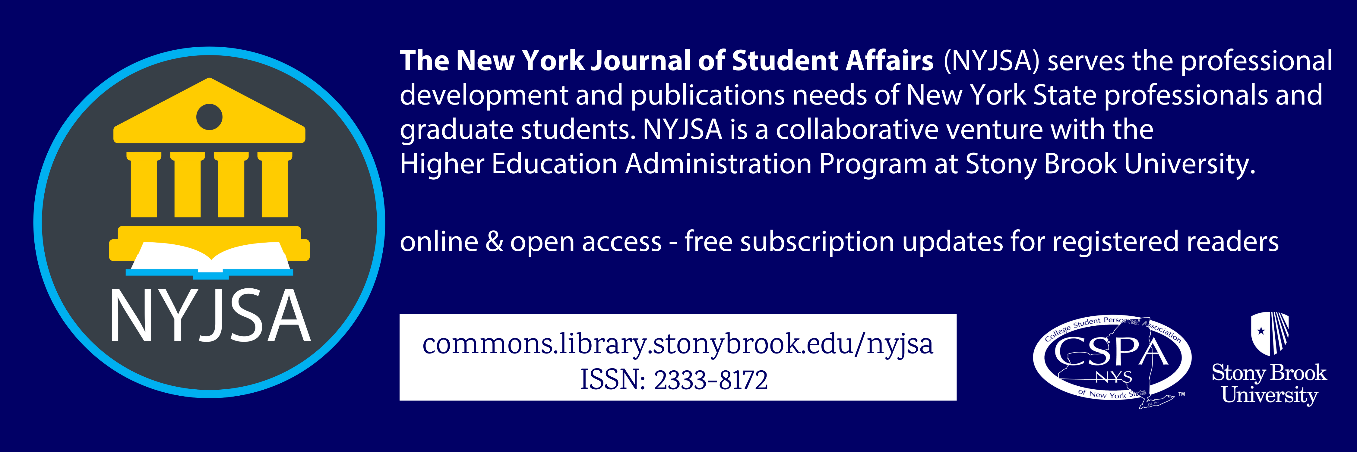 New York Journal of Student Affairs
