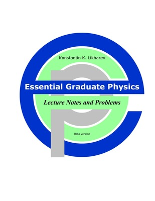 Essential Graduate Physics | Department of Physics and Astronomy