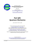 Part QM: Quantum Mechanics by Konstantin Likharev
