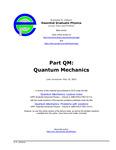 Part QM: Quantum Mechanics
