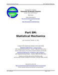 Part SM: Statistical Mechanics by Konstantin Likharev
